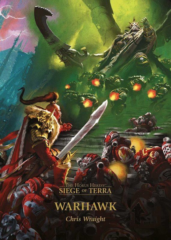 [Horus Heresy] The Siege of Terra - VI - Warhawk de Chris Wraight Bloggi84