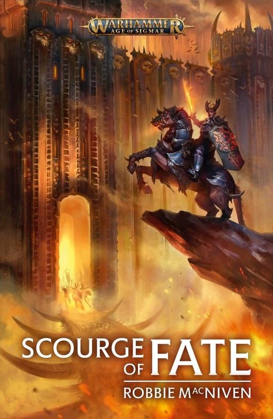 Scourge of Fate de Robbie MacNiven Blpro115