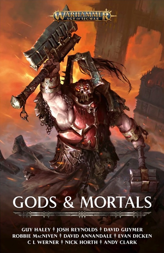 Gods and Mortals - Anthologie Blpro125