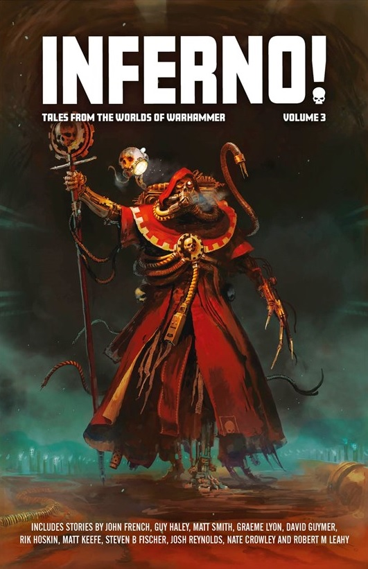 Programme des publications The Black Library 2019 - UK - Page 2 Blpro131