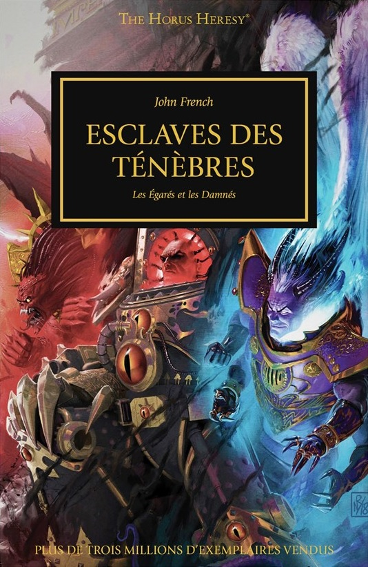 Esclaves des Ténèbres  de John French Blpro134
