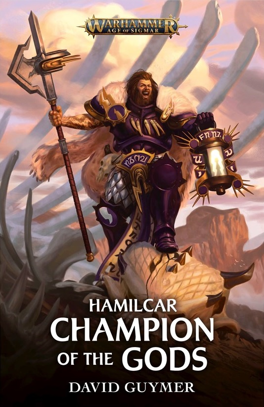Hamilcar: Champion of the Gods de David Guymer Blpro138