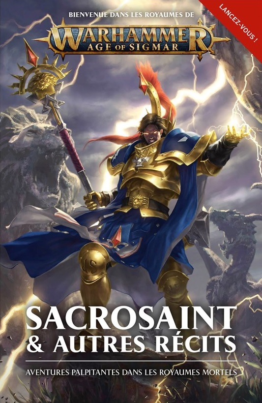 Sacrosaint & Autres Récits de CL Werner Blpro144