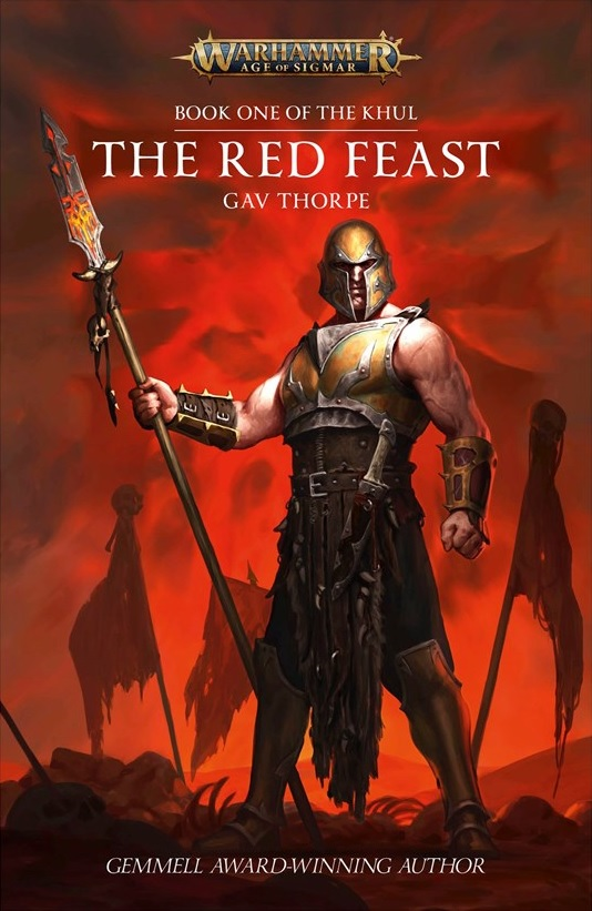 The Red Feast de Gav Thorpe Blpro150