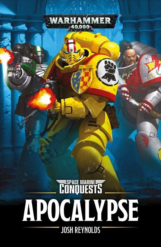 Space Marine Conquests: Apocalypse de Josh Reynolds Blpro153
