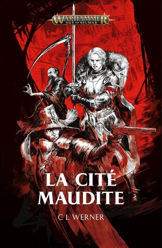 La Cité Maudite de C L Werner Blpro163