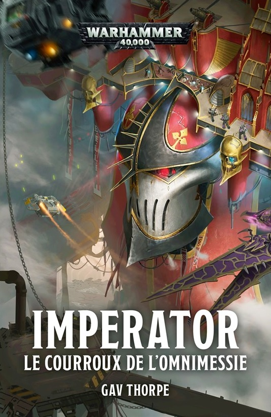 Imperator : le Courroux de l'Omnimessie de Gav Thorpe Blproc11