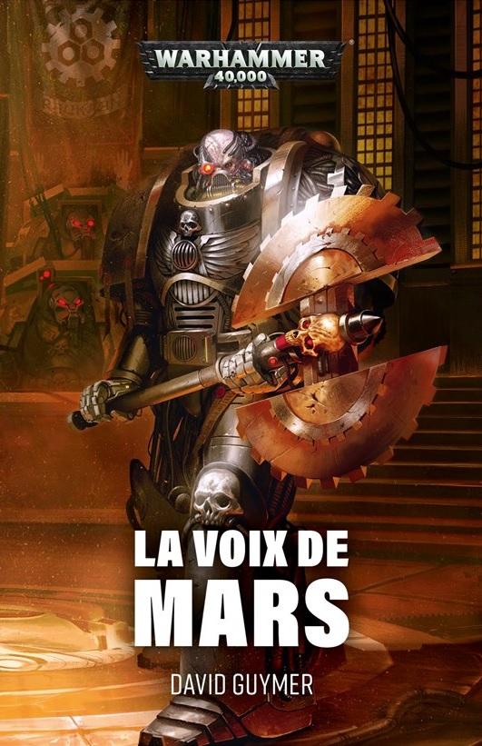 La Voix de Mars de David Guymer Blproc13