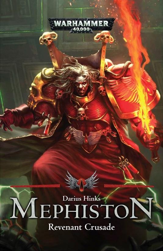 Mephiston: Revenant Crusade de Darius Hinks Blproc14