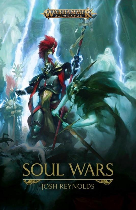 Soul Wars de Josh Reynolds Blproc15