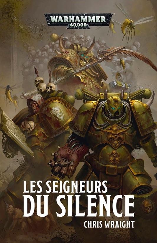 Les Seigneurs du Silence de Chris Wraight Blproc25