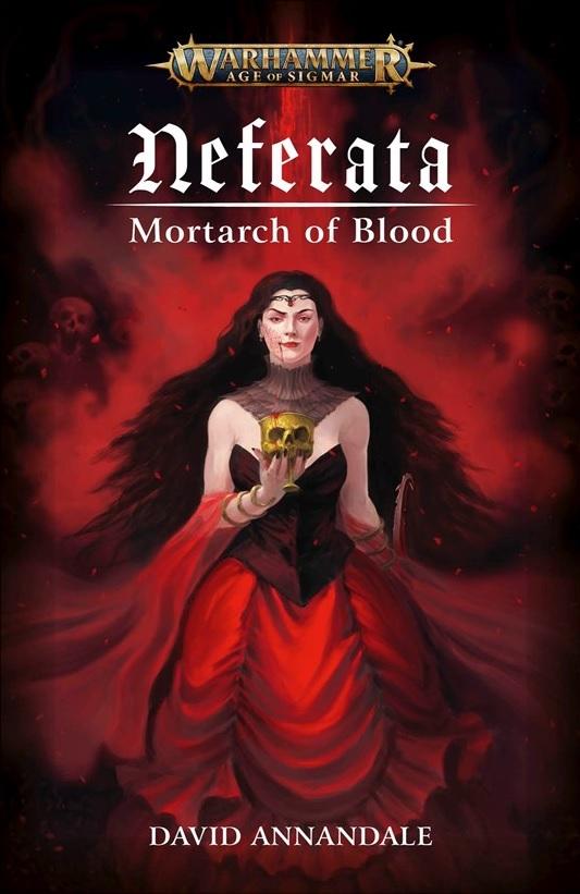 Neferata Mortarch Of Blood de David Annandale Blproc34