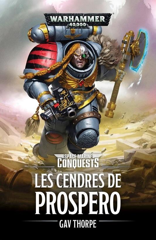 Space Marines Conquests : Les Cendres de Prospero de Gav Thorpe Blproc42