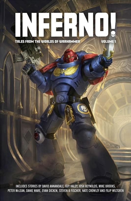 Inferno! Volume 1 - Anthologie Blproc57