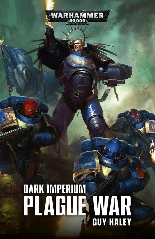 Dark Imperium: Plague War de Guy Haley Blproc59