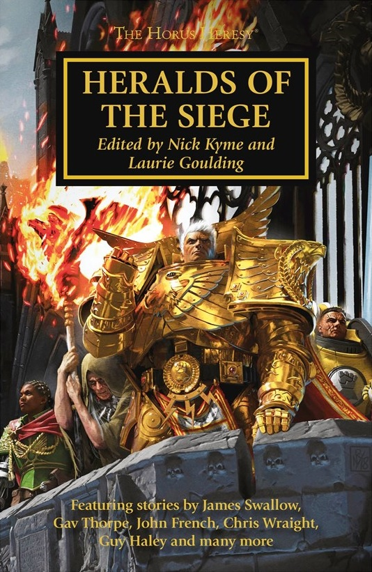 [Horus Heresy] Heralds of the Siege - Anthologie Blproc69