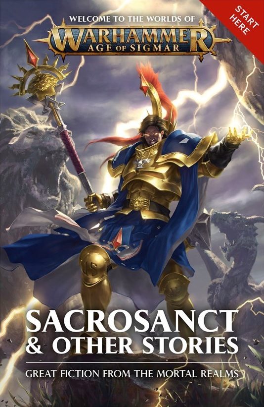 Sacrosanct de CL Werner & Other Stories Blproc70