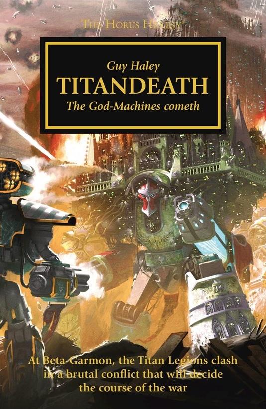Mort de Titans de Guy Haley Blproc72