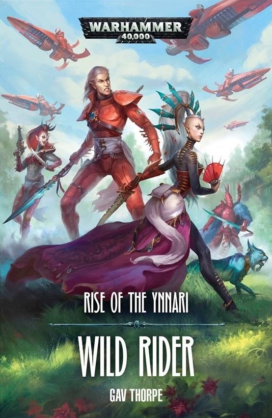 Rise Of The Ynnari: Wild Rider de Gav Thorpe Blproc73