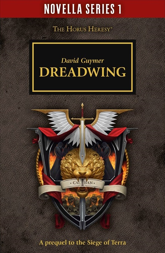 [Horus Heresy] Dreadwing de David Guymer - Novella Blproc75