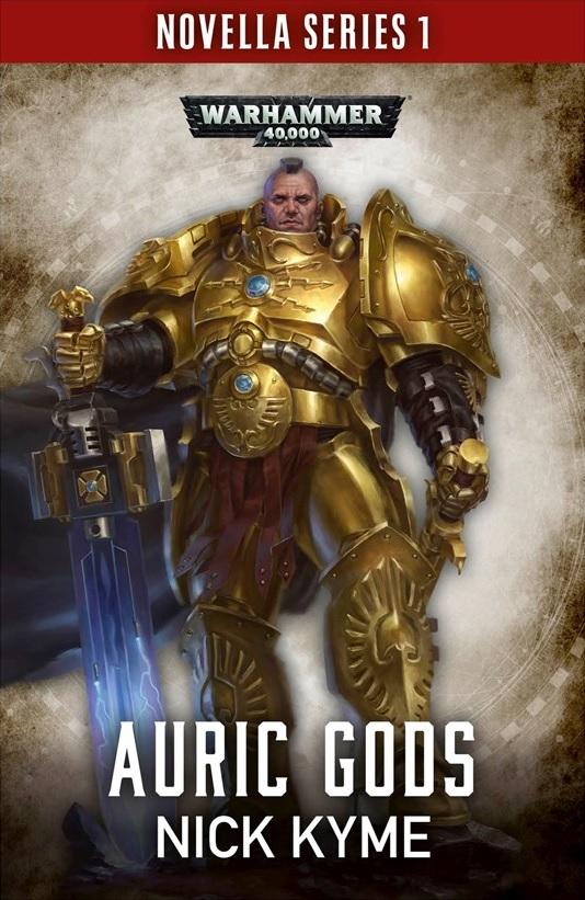 Auric Gods de Nick Kyme - Novella Blproc76
