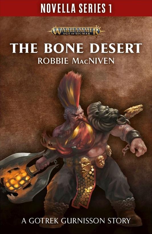 Le Désert Des Ossements de Robbie MacNiven - Novella Blproc81