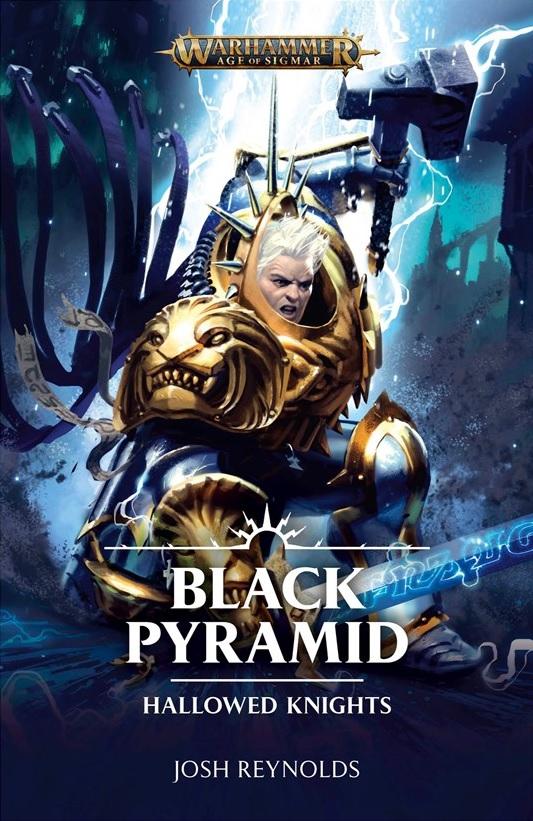 Hallowed Knights Black Pyramid de Josh Reynolds Blproc89