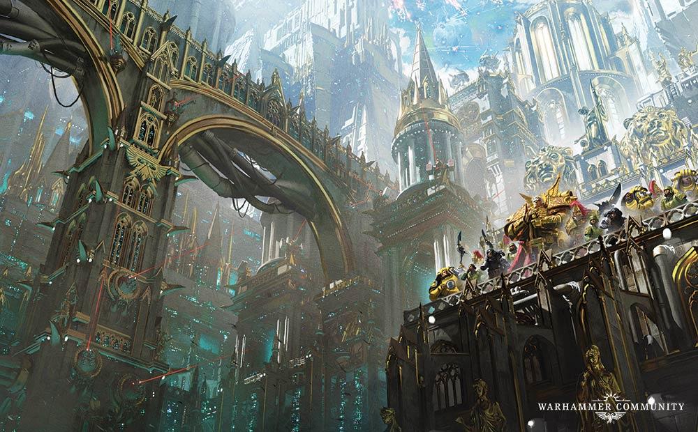 Le Siege de Terra: Guerre Solaire de John French Blweek10