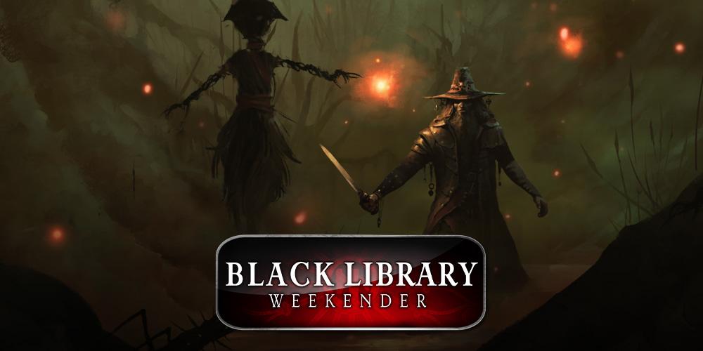 [The Black Library Weekender 2019] - Centralisation des news Blweek19