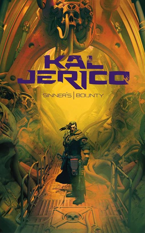 Kal Jerico: Sinner's Bounty de Josh Reynolds C0d4f910