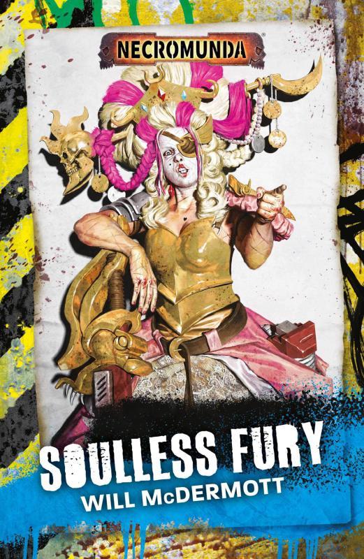 Soulless Fury de Will McDermott C8253e10