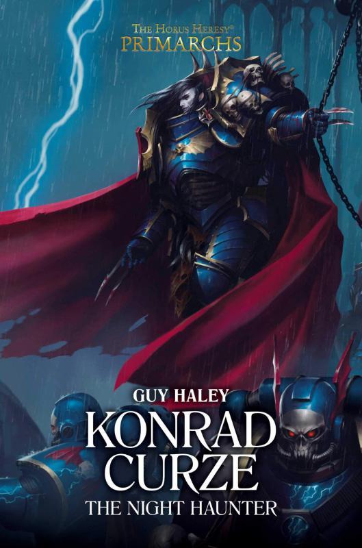 Les Primarques - 12 - Konrad Curze: Hante-la-Nuit de Guy Haley D8f39710