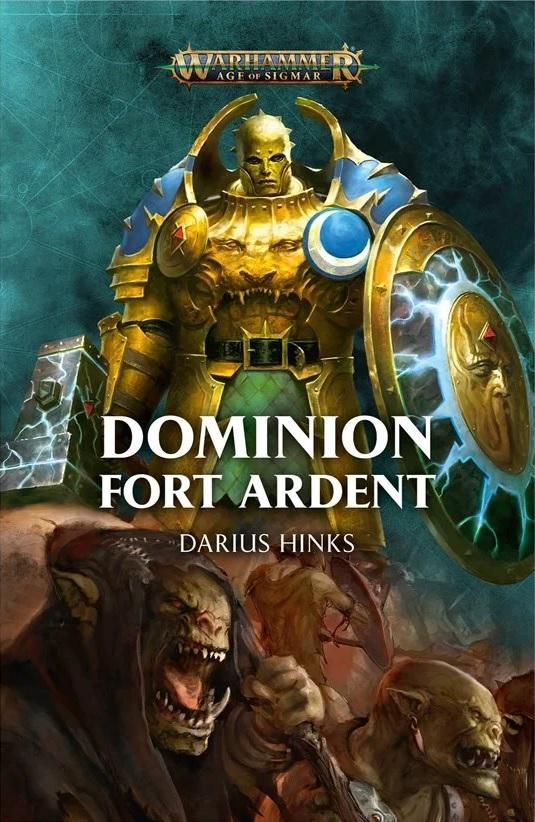 Dominion : Fort Ardent de Darius Hinks Domini10