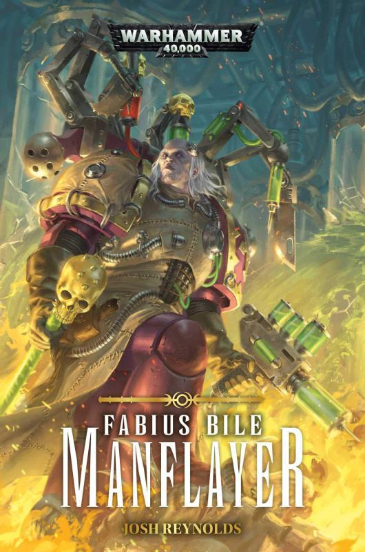Fabius Bile: Manflayer de Josh Reynolds E6123710