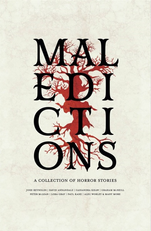 Maledictions: A Horror Anthology F6718510