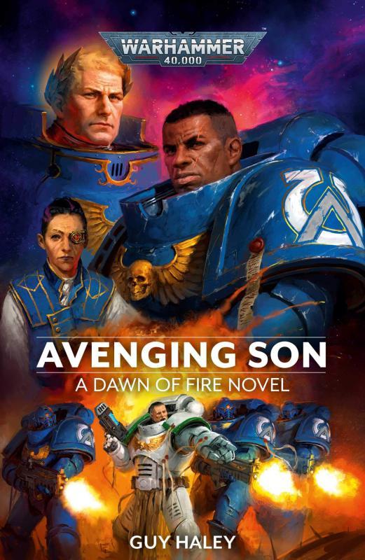 Dawn of Fire: Avenging Son de Guy Haley F7d48610