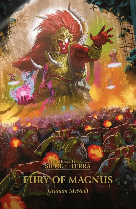 [Horus Heresy] The Siege of Terra: Fury of Magnus de Graham McNeill Fury10