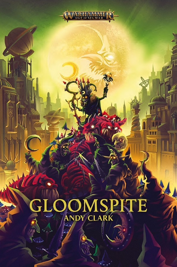 Gloomspite d'Andy Clark Gloom11