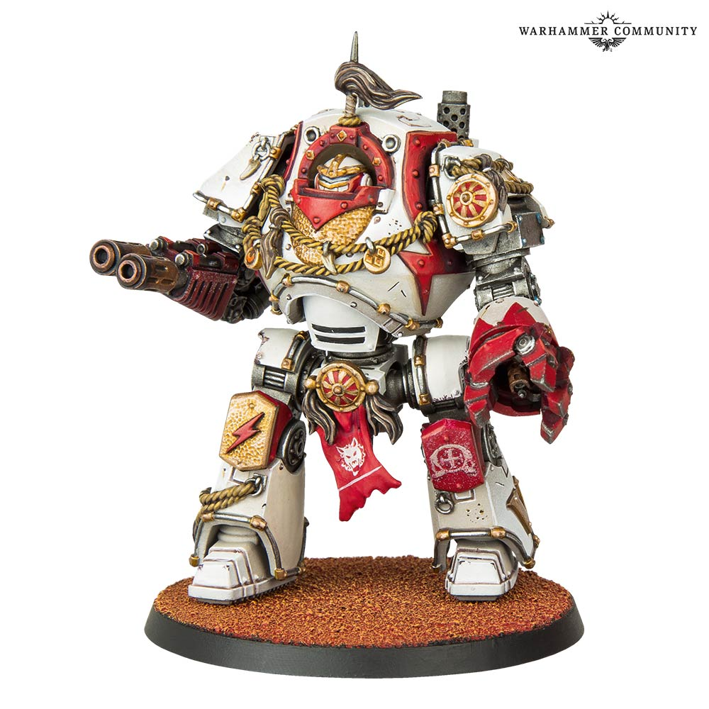 [The Horus Heresy & Necromunda Weekender 2019] - Centralisation des news Hhweek14