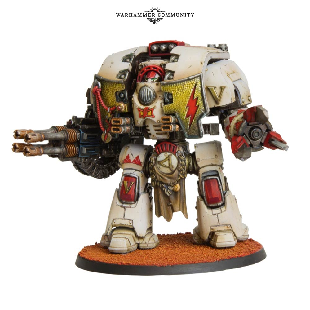 [The Horus Heresy & Necromunda Weekender 2019] - Centralisation des news Hhweek16