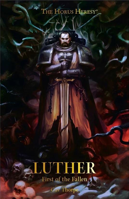 [Horus Heresy] Luther: First of the Fallen de Gav Thorpe Luthe10