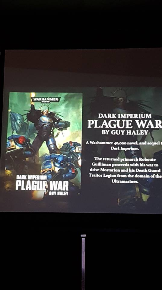 Programme des publications The Black Library 2018 - UK - Page 5 Plague10