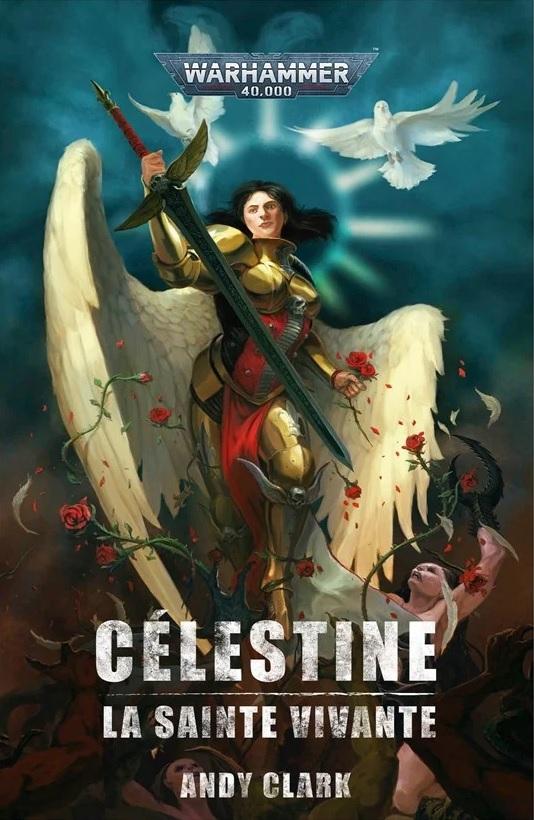 Célestine, La Sainte Vivante d'Andy Clark Sainte10