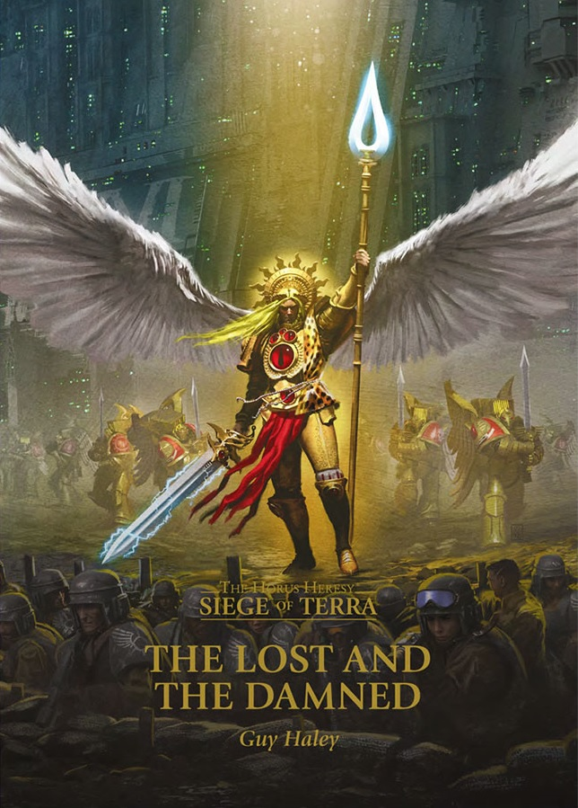 [Horus Heresy] The Siege of Terra - II - The Lost and the Damned de Guy Haley Siege10