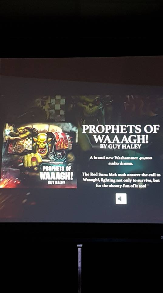 Programme des publications The Black Library 2018 - UK - Page 5 Waaagh10