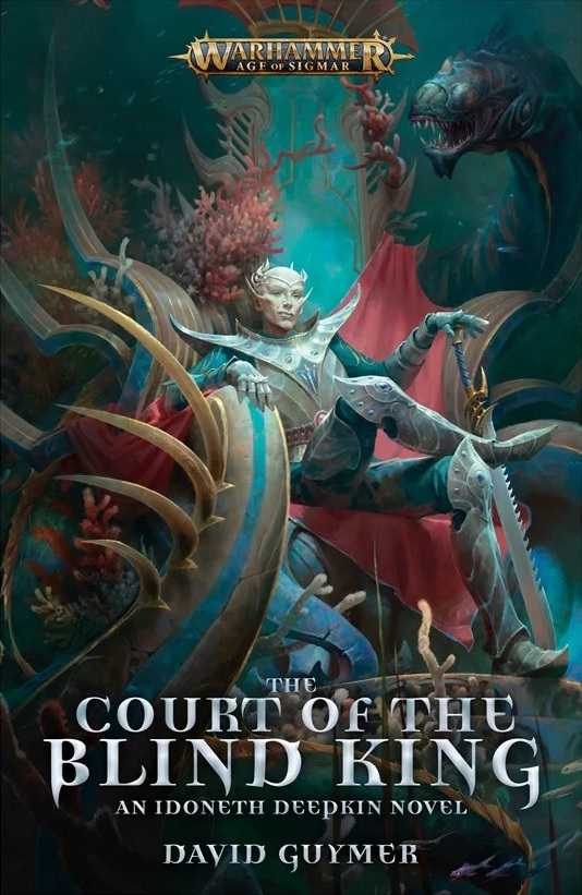 The Court of the Blind King de David Guymer Zaef10