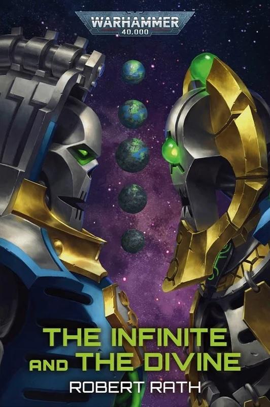The Infinite and The Divine Robert Rath Zef10