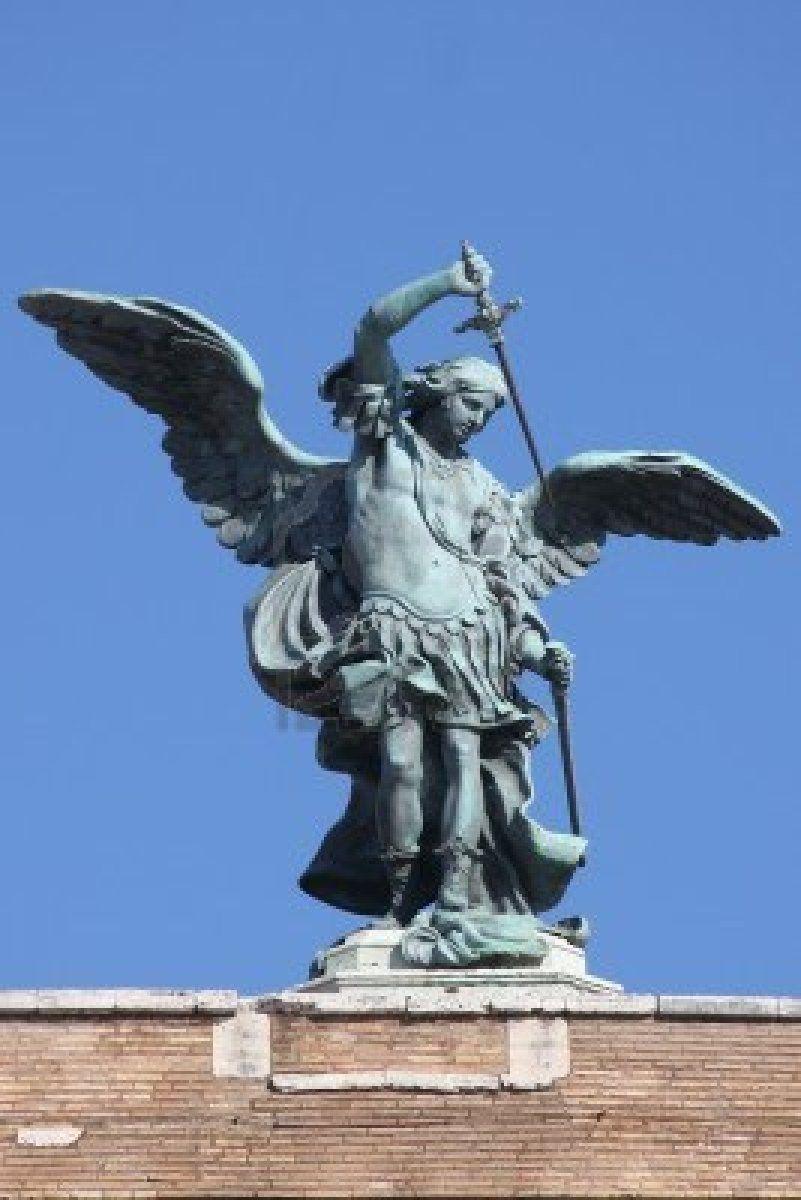 Saint Michel Archange Via Ned Dougherty au Peuple des États-Unis - 2 Septembre  je vous demande 2020 1356b910