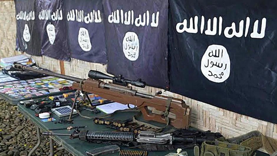 Daech conseille à ses troupes d'éviter l'Europe  65ffe610