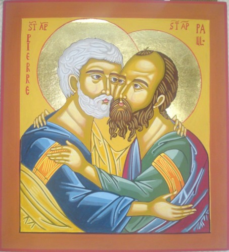 Au sujet de la Fraternité Sacerdotale Saint Pie X Pierre10